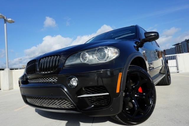 2012 BMW X5D 35d