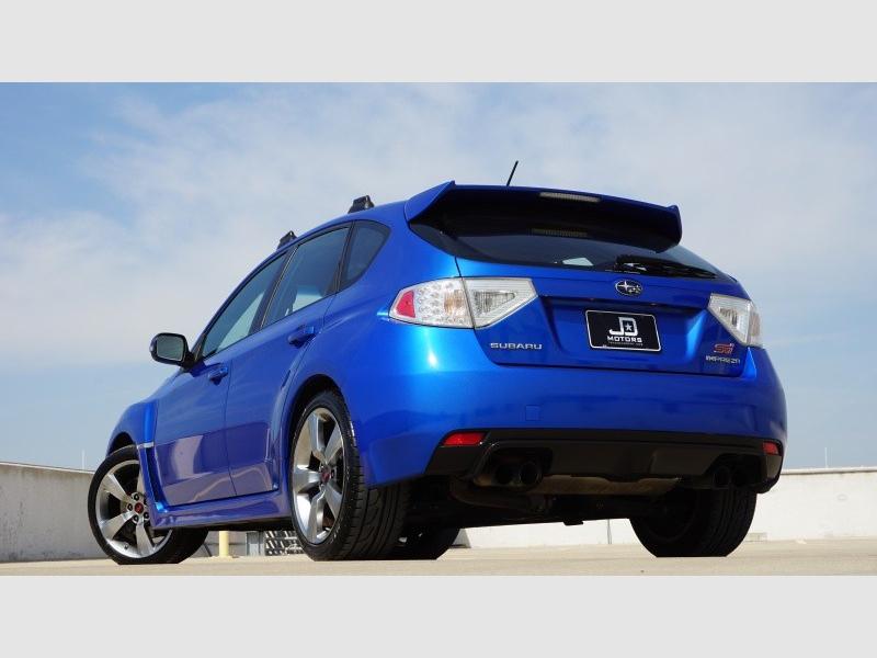 2008 Subaru Impreza Wagon WRX STI Wagon WRX STI