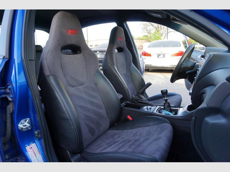 Subaru Impreza Wagon WRX STI 2008 price $17,250