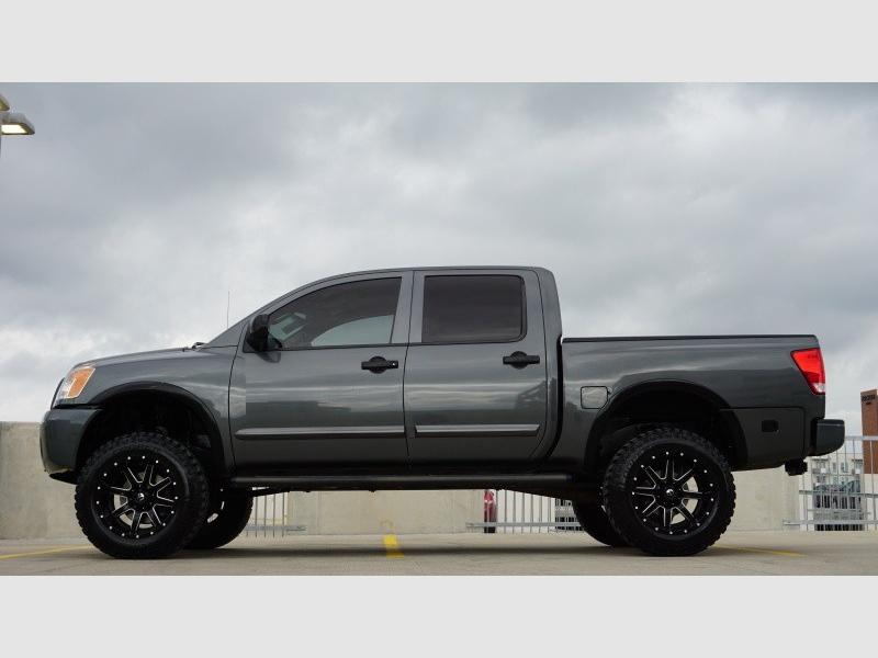 Nissan Titan 2012 price $19,995