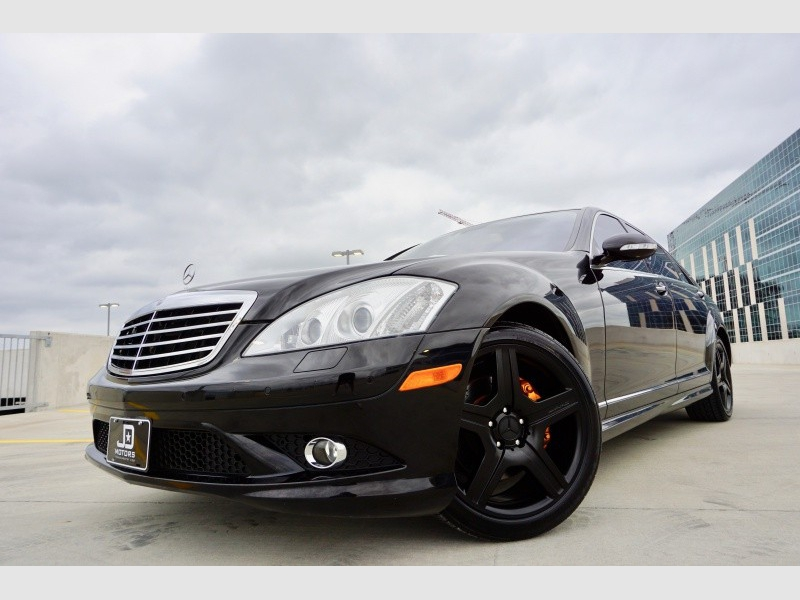 2008 Mercedes Benz S550 S 550 Amg Sport Package