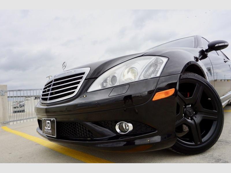 Mercedes-Benz S550 2008 price $14,420