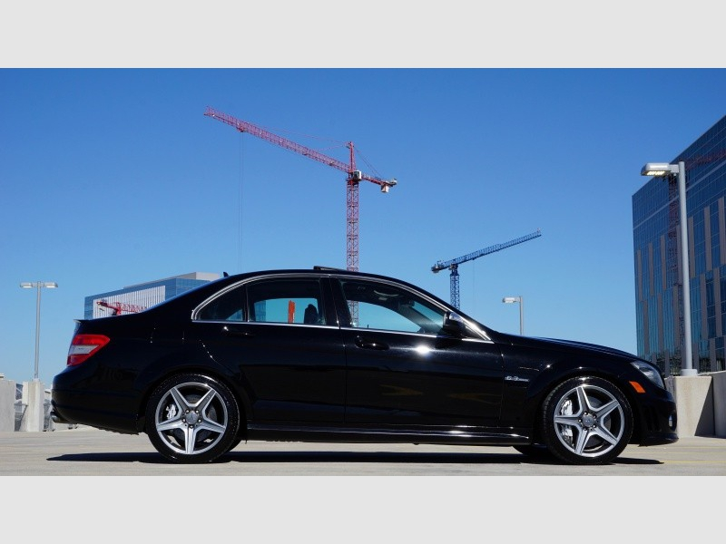 Mercedes-Benz C63 AMG 2009 price $22,998