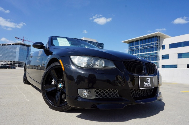 BMW 3 Series 335i Cabriolet 2008 price $11,995