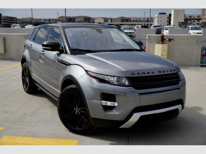 Land Rover Range Rover Evoque 2012 price $26,995