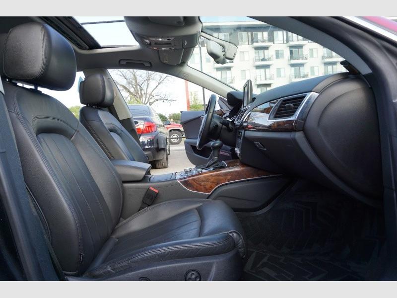 Audi A7 Prestige 2012 price $24,995