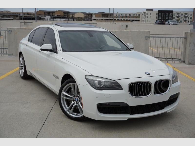 BMW 7 Series 750 Li 2012 price $18,995
