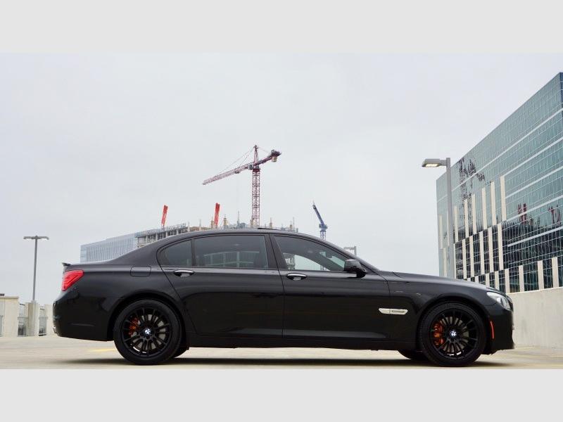 BMW 7 Series 750 Li 2012 price $19,998