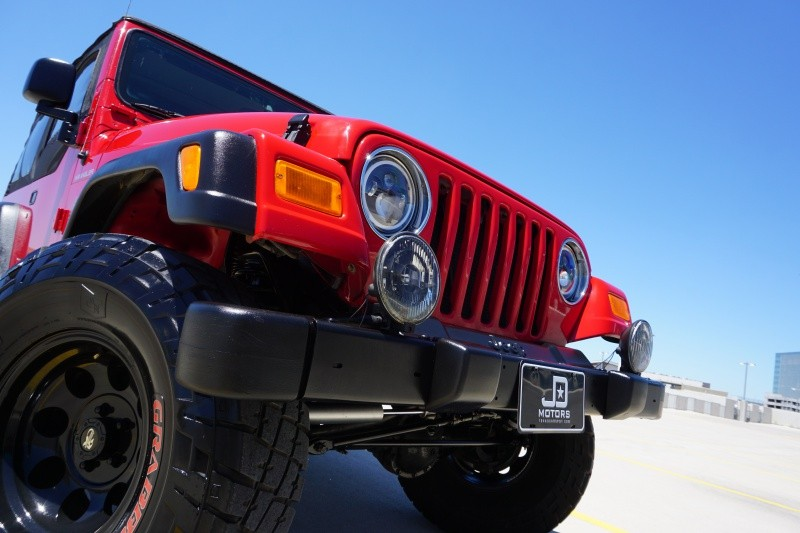 Jeep Wrangler 2005 price $14,995