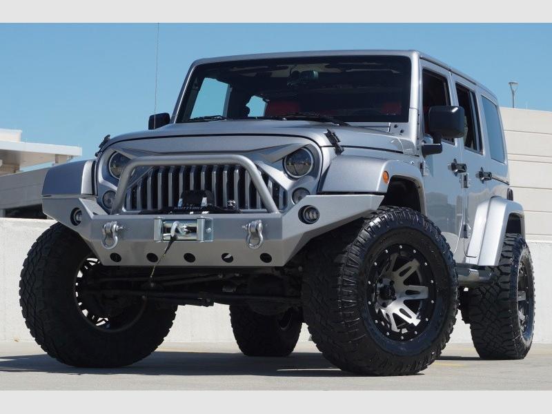 Jeep Wrangler Unlimited 2015 price $34,995