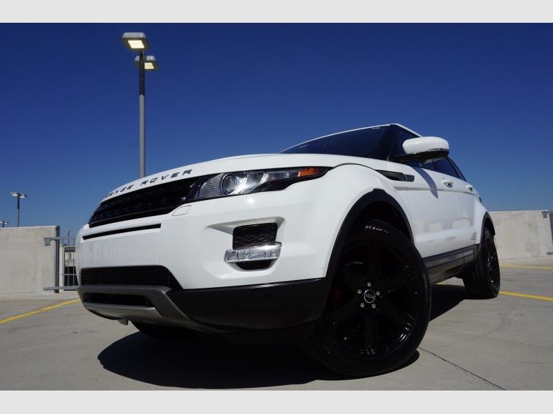 Land Rover Range Rover Evoque 2012 price $23,995