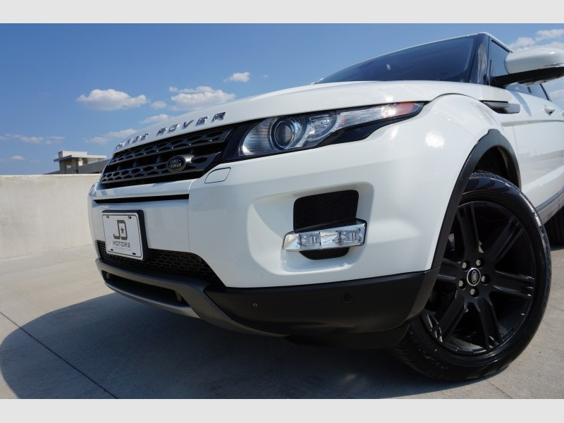 Land Rover Range Rover Evoque 2013 price $24,773