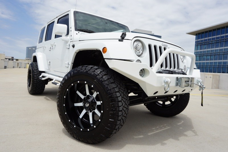 Jeep Wrangler Unlimited 2017 price $44,995