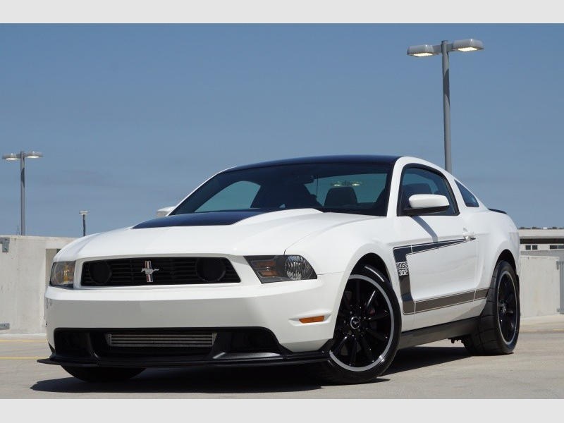 Ford Mustang Boss 302 Supercharged 2012 price $33,995