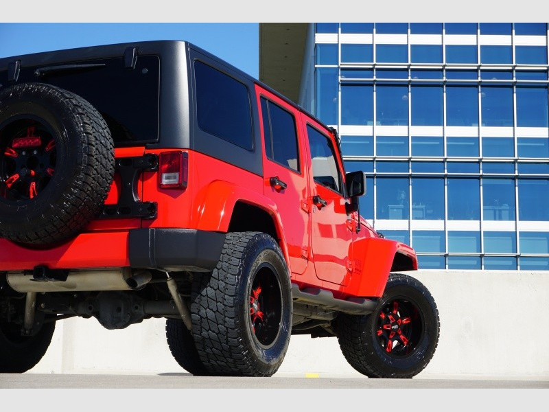 Jeep Wrangler Unlimited 2016 price $32,998
