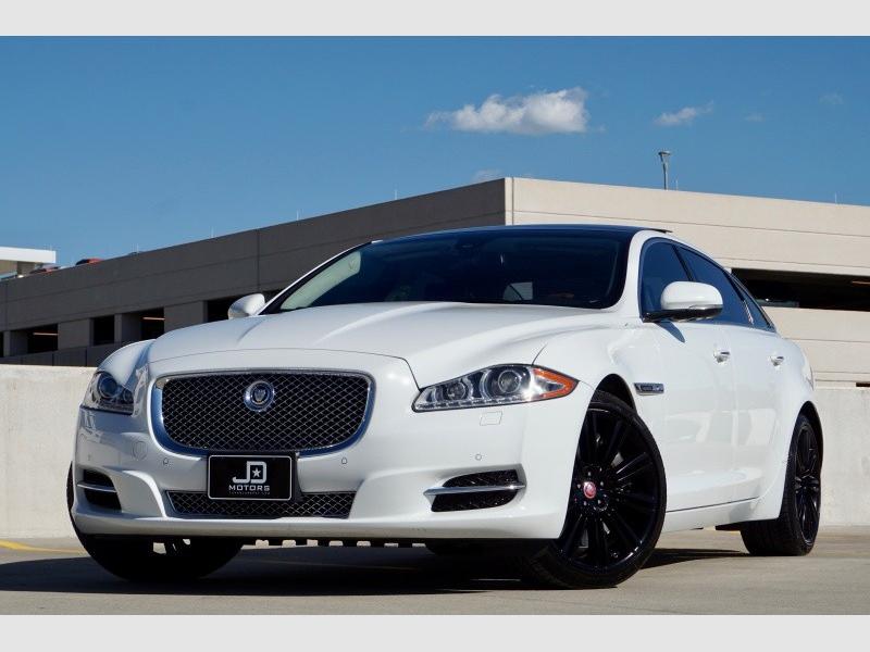 Jaguar XJ-L SC 2012 price $27,998