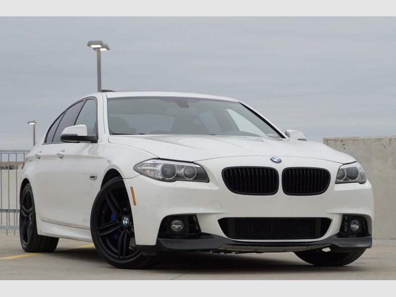 BMW 5 Series 535 i M Sport 2014 price $19,998