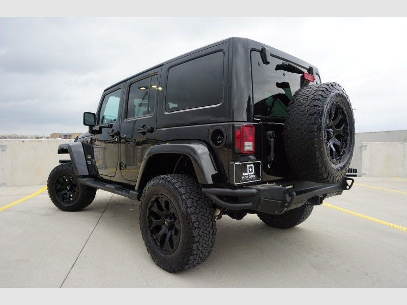 Jeep Wrangler Unlimited 2012 price $24,998