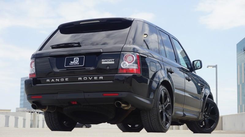 Land Rover Range Rover Sport 2011 price $27,995