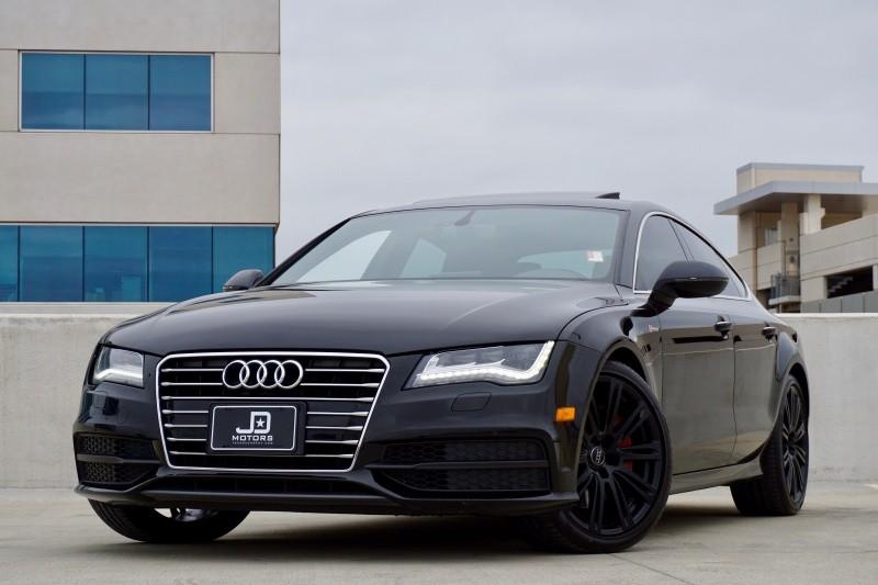 Audi A7 Prestige 2013 price $27,995