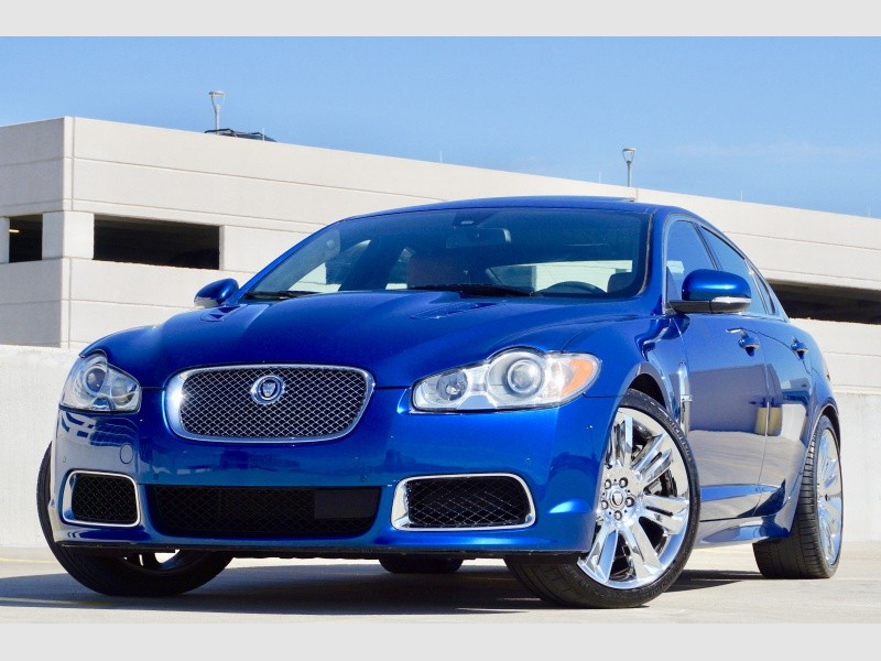 Jaguar XF R Supercharged 2010 price $24,995