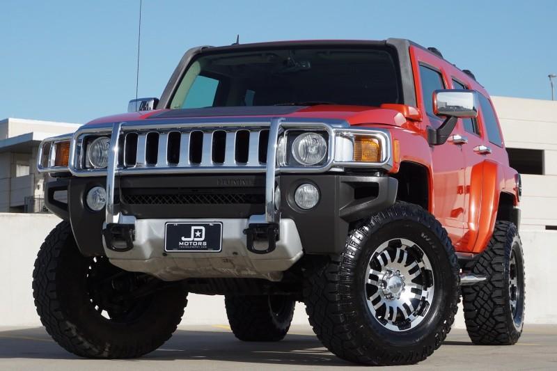 Hummer H3 2008 price $16,998