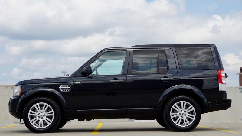 Land Rover LR 4 2012 price $26,995
