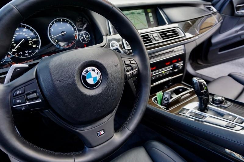BMW 7 Series 750Li M Sport 2013 price $27,995