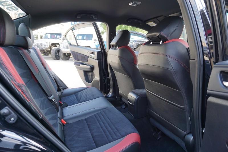 Subaru Impreza WRX STI 2017 price $33,998