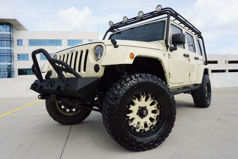 Jeep Wrangler Unlimited 2011 price $32,995