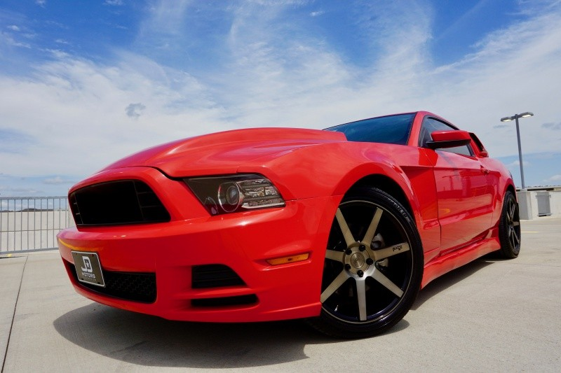 Ford Mustang GT 2013 price $21,998