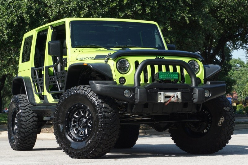 Jeep Wrangler Unlimited 2012 price $34,995