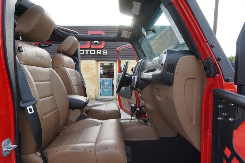 Jeep Wrangler Unlimited 2012 price $33,995