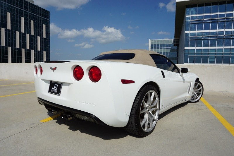 Chevrolet Corvette Convertible 2006 price $23,995