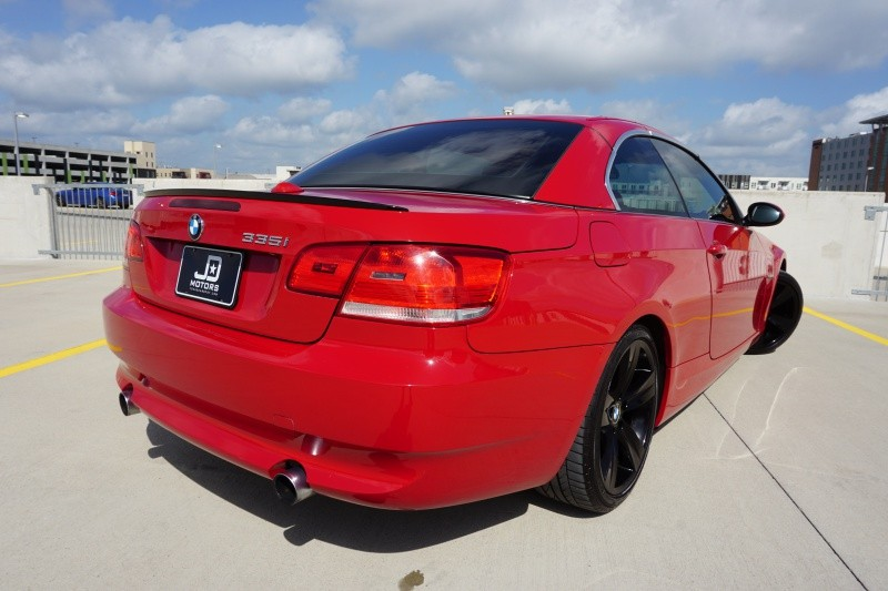 BMW 3 Series 335i Convertible 2008 price $16,995