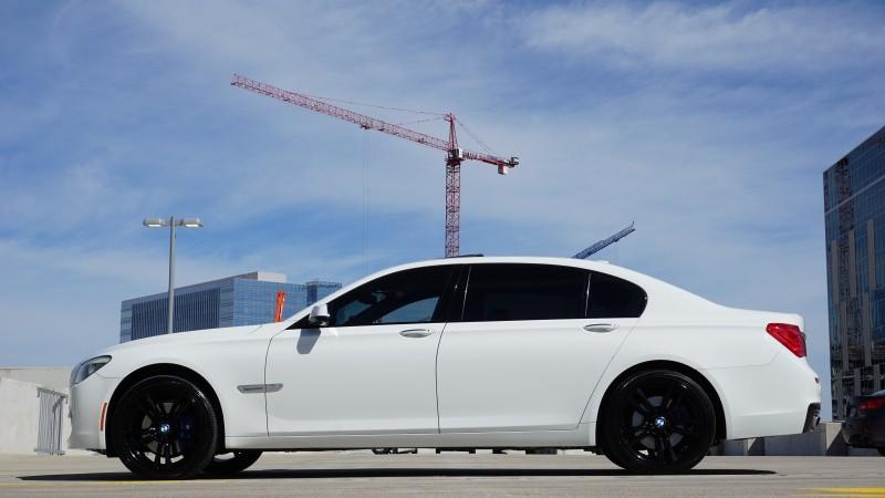 BMW 7 Series 740Li M Sport 2012 price $19,995