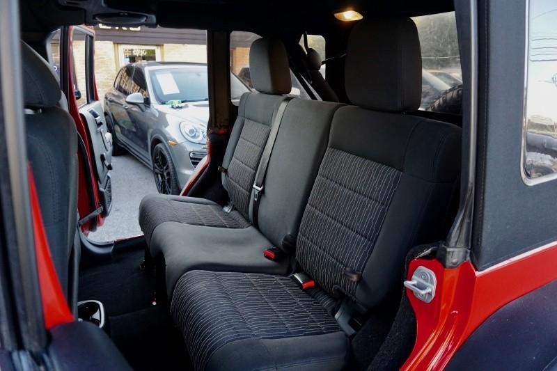 Jeep Wrangler Unlimited 2011 price $24,995