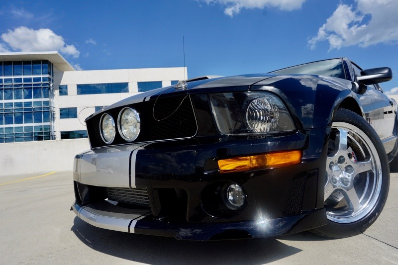 Ford Mustang GT Roush 2007 price $17,995