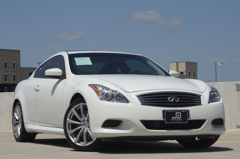 Infiniti G37 S Coupe 2008 price $14,998