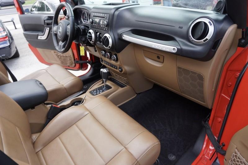 Jeep Wrangler Unlimited 2012 price $31,995