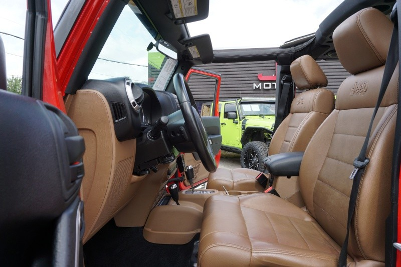 Jeep Wrangler Unlimited 2012 price $29,875