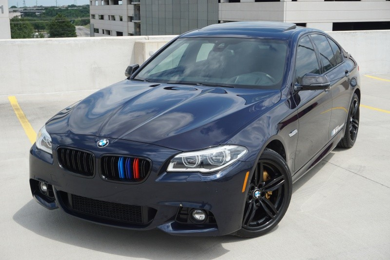 BMW 5 Series 535 i M Sport 2014 price $24,995
