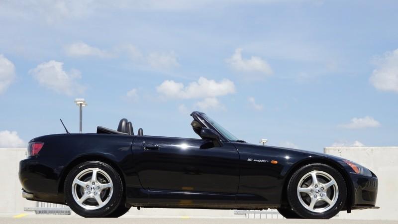 Honda S2000 2002 price $22,995