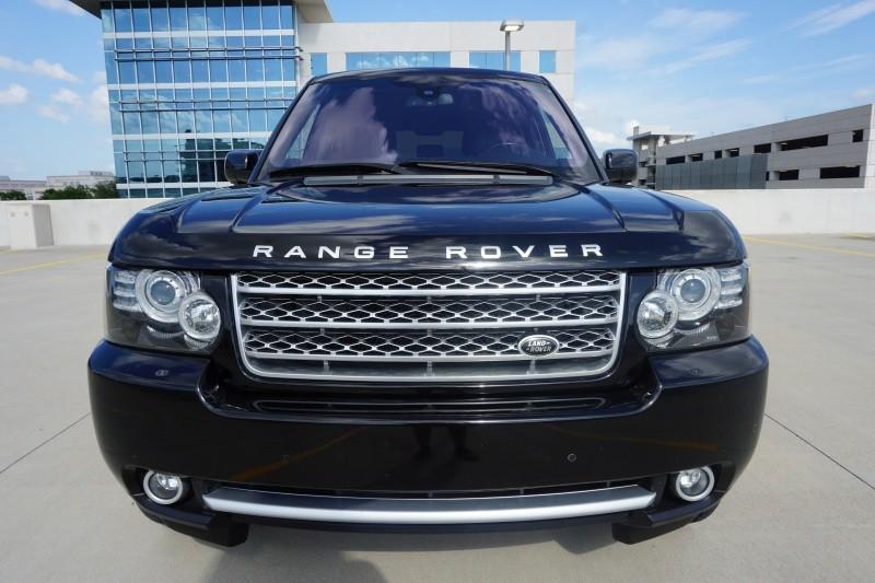 Land Rover Range Rover 2012 price $22,850