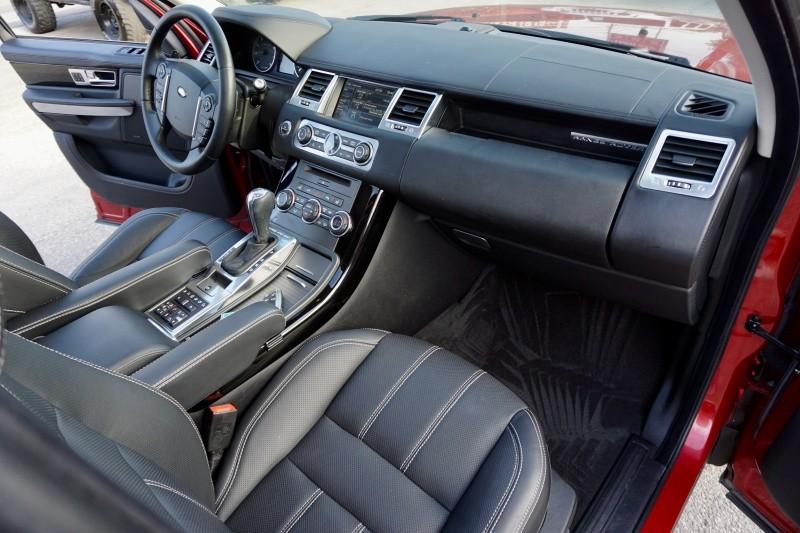 Land Rover Range Rover Sport 2012 price $26,995