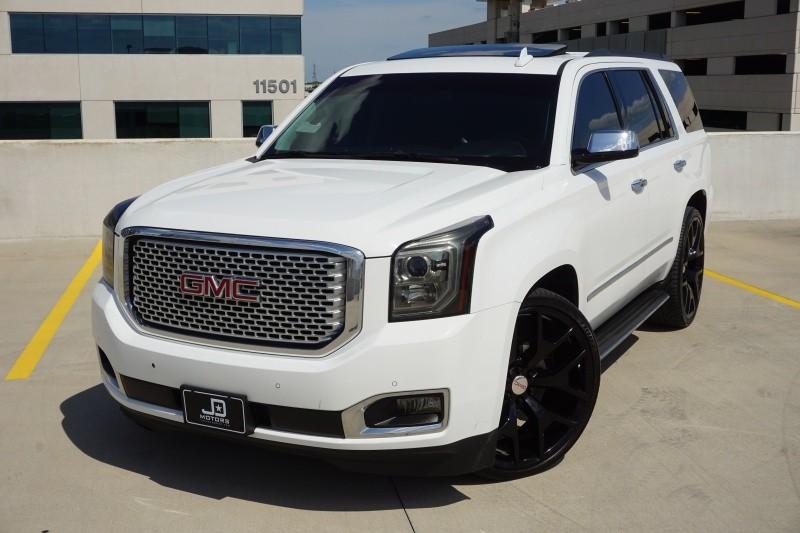 GMC Yukon 2015 price $37,995