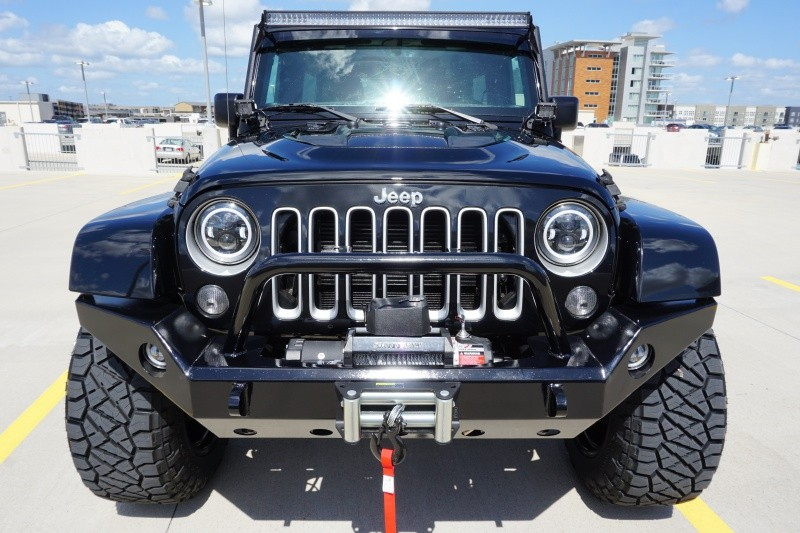 Jeep Wrangler Unlimited 2016 price $39,995