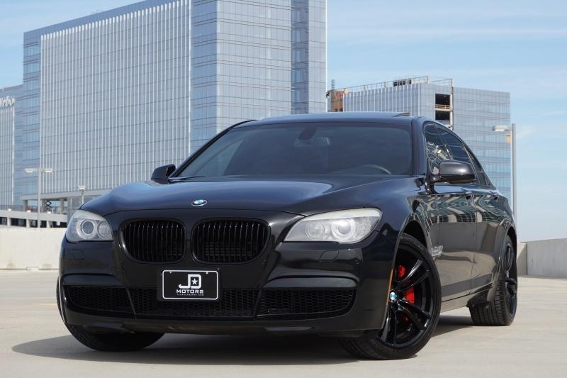 BMW 7 Series 750Li M Sport 2012 price $17,995