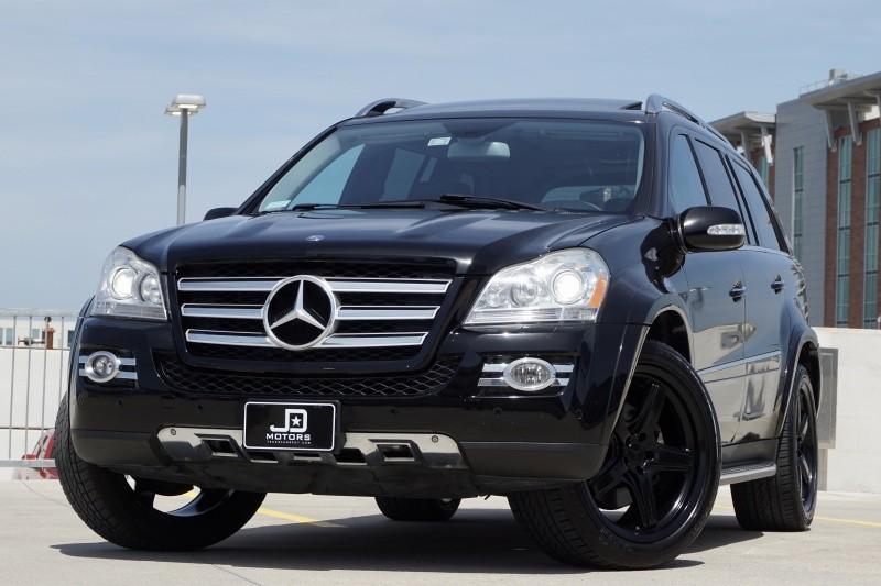 Mercedes-Benz GL550 2008 price $18,995