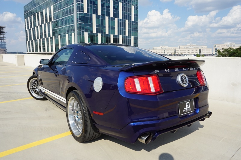 Ford Mustang Shelby GT 500 2011 price $27,995
